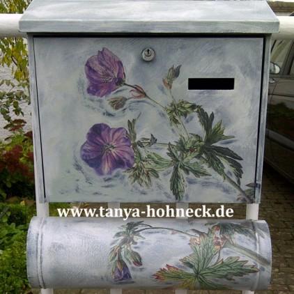 Briefkasten umgestalten