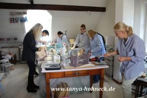 autentico, chalk, paint, kurs, workshop, deutschland, kreide, farbe, ruby, rot