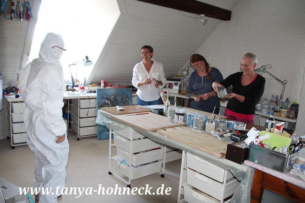 Workshop, Kreidefarbe, Autentico, chalk, paints, Deutschland, saarland, kalkfarbe, moebel, streichen
