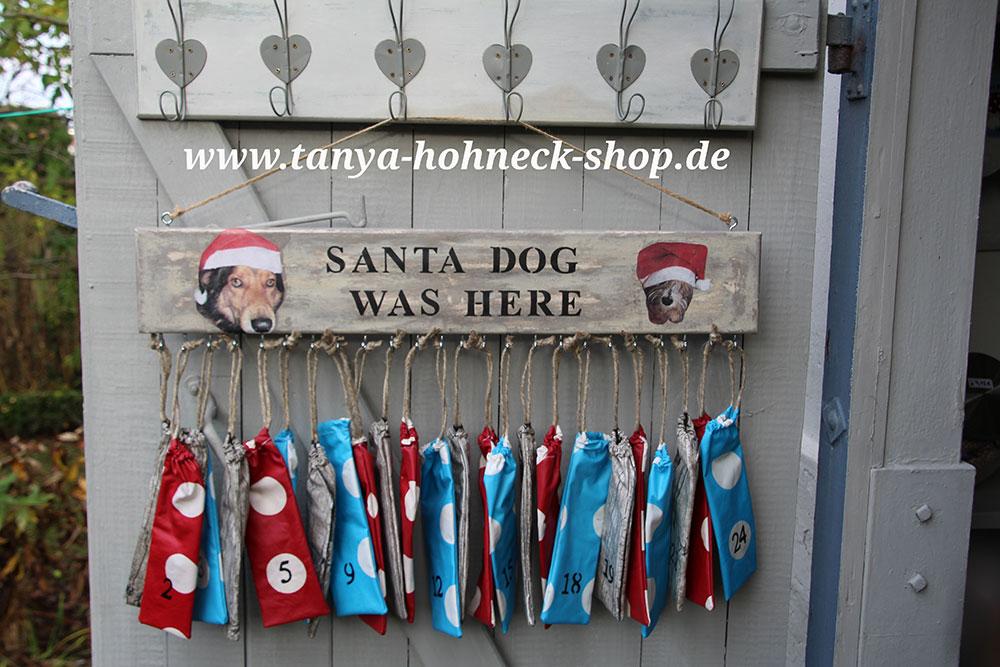 Hundekalender Weihnachtsgeschenk für Haustiere