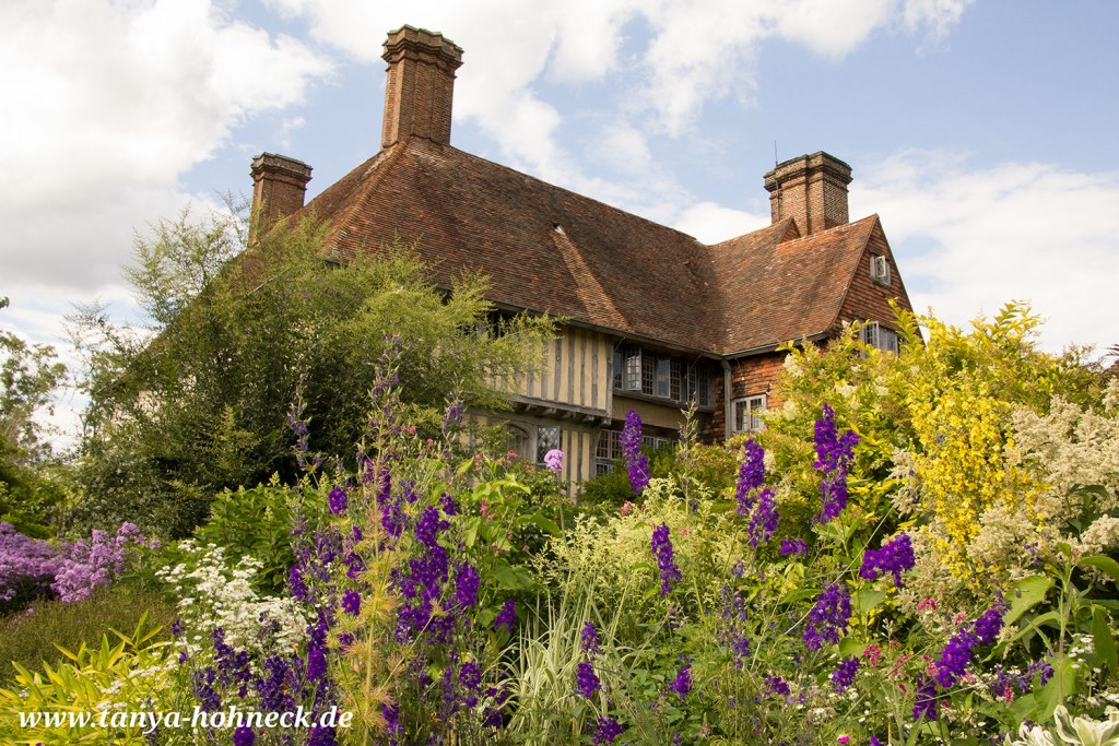 Great Dixter, House & Garden, England, East Sussex, 2016