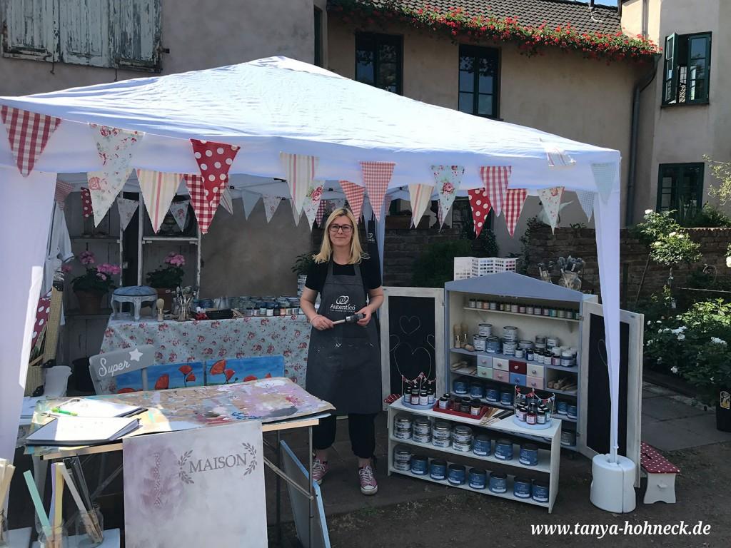 Tanya Hohneck Atelier & Shop, Autentico Chalk paint Kreidefarbe