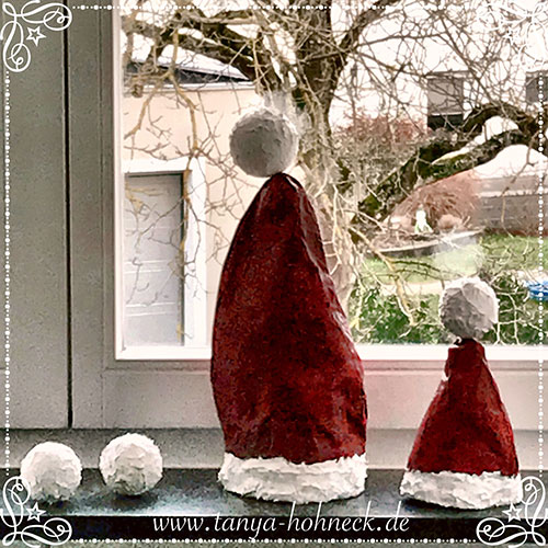 Nikolaus, Deko, diy, Kind, workshop, oxblood, think red, Autentico, chalk, paint, kreide, farbe, deutschland, shop, stockist, haendler