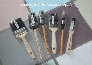 Pinsel für Kreidefarbe, Autentico chalk paint, kreide, farbe, deutschland, shop, stockist, haendler, pinsel, brush