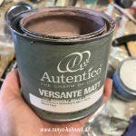 Kreidefarbe Autentico chalk paint Versante Matt, Farbton Mauve Fox