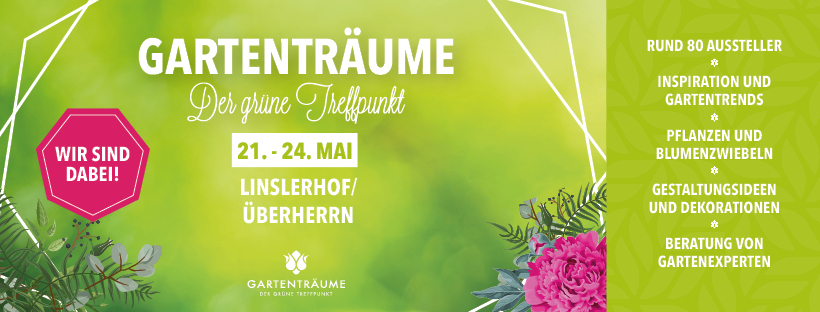 Gartenträume 2020 Überherrn Linslerhof